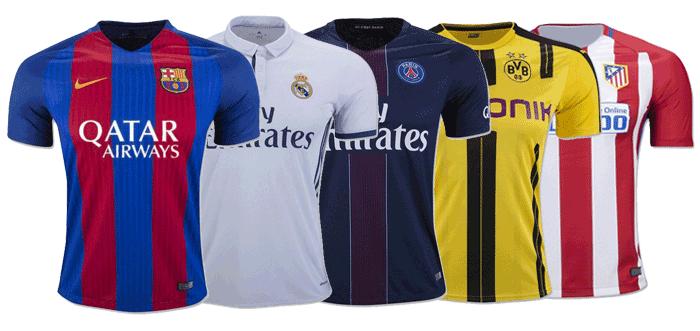 80440cb2 Camisetas de Fútbol Thai - Réplicas Baratas de Máxima Calidad
