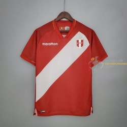 Camiseta Perú Segunda...