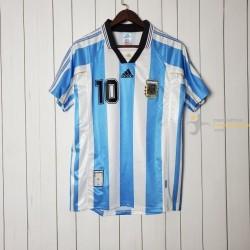 Camiseta Argentina Retro...