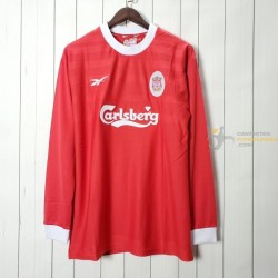 Camiseta Liverpool Retro...