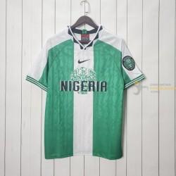Camiseta Nigeria Retro...
