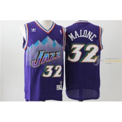 Camiseta NBA Karl Malone...