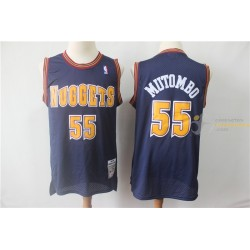 Camiseta NBA Dikembe...