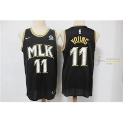 Camiseta NBA Trae Young MLK...