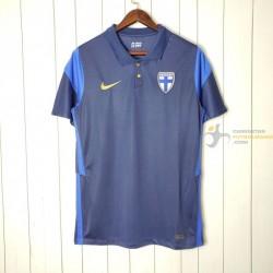 Camiseta Finlandia Segunda...