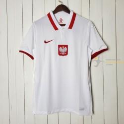 Camiseta Polonia Segunda...