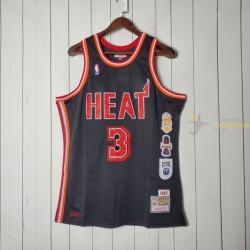 Camiseta NBA Dwyane Wade 3...