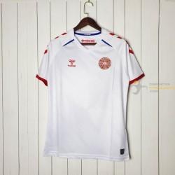 Camiseta Dinamarca Segunda...