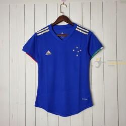 Camiseta Mujer Cruzeiro...