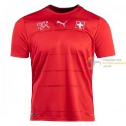 Camiseta Suiza Primera...