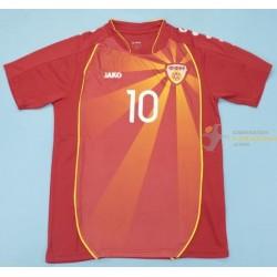 Camiseta Macedonia del...