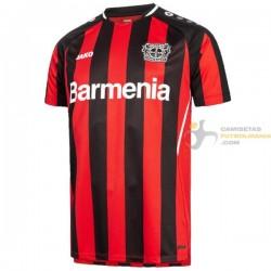 Camiseta Bayer Leverkusen...