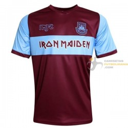 Camiseta West Ham Iron...