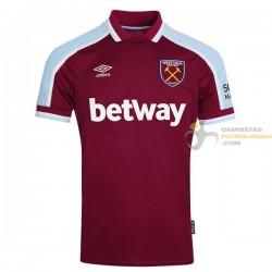 Camiseta West Ham Primera...
