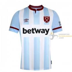 Camiseta West Ham Segunda...