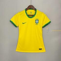 Camiseta Mujer Brasil...
