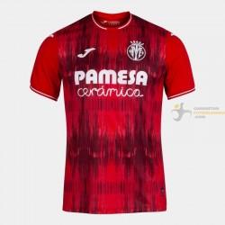 Camiseta Villarreal Segunda...