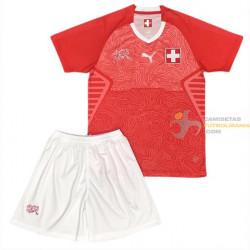 Camiseta y Pantalón Niños Inglaterra Primera Equipación 2018