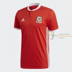 Camiseta Camerún Primera Equipación 2018