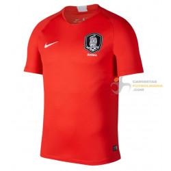 Camiseta Corea del Sur Primera Equipación 2018