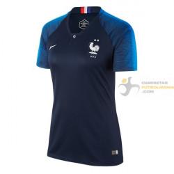 Camiseta Mujer Francia...