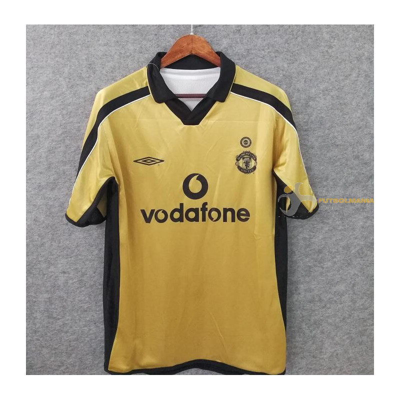 Camiseta Manchester United Retro Clásica 1998-1999 vintage ...