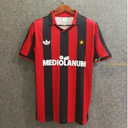 Camiseta AC Milan Retro...