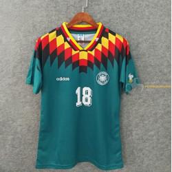 Camiseta Alemania Segunda...