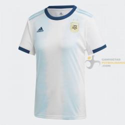 Camiseta Mujer Argentina...