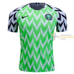 Camiseta Nigeria Primera...