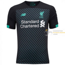 Camiseta Liverpool Tercera...