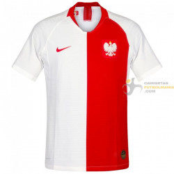 Camiseta Polonia Primera...