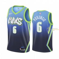 Camiseta NBA Kristaps...