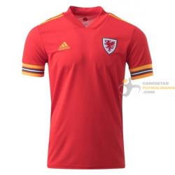 Camiseta Gales Primera...