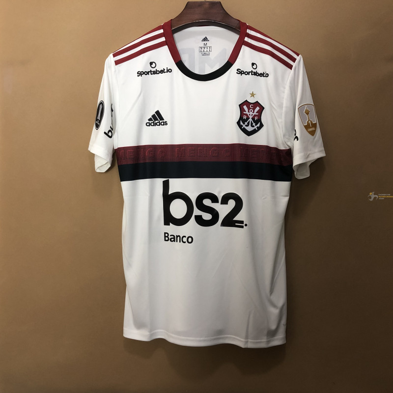 Camiseta Flamengo Segunda Equipación Copa Libertadores 2019-2020