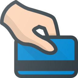 Pago seguro con Tarjeta de crédito y débito
