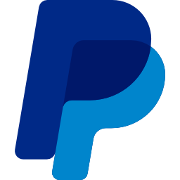 Pago seguro con Tarjeta de crédito y débito (a través de Paypal, sin necesidad de crear cuenta)